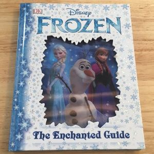 ADD-ON SALE ONLY:Frozen; The Enchanted Guide